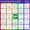 Muziekbingo-Homo-Top-100