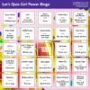 Muziekbingo-Girl-power